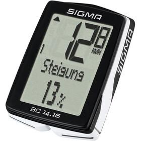 SIGMA SPORT BC 14.16 Licznik rowerowy przewodowy